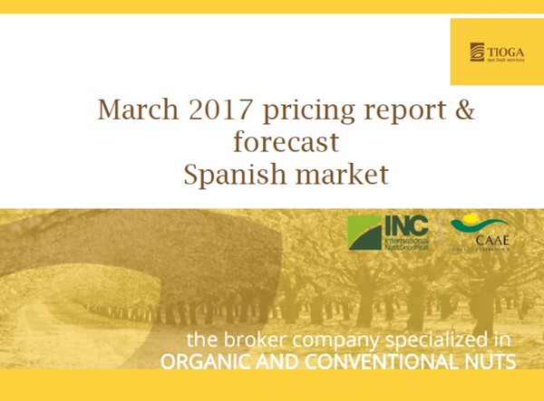 March 2017 Spanish market report