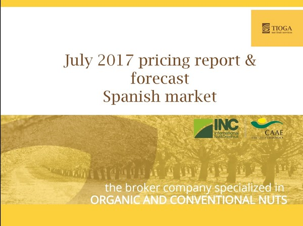 July 2017 Spanish market report