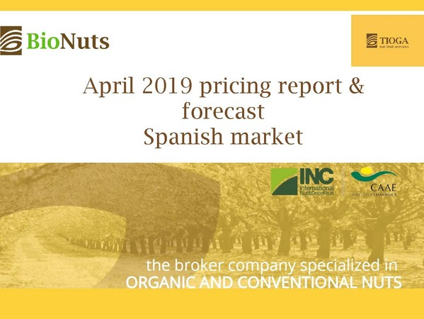 April 2019 Spanish market report