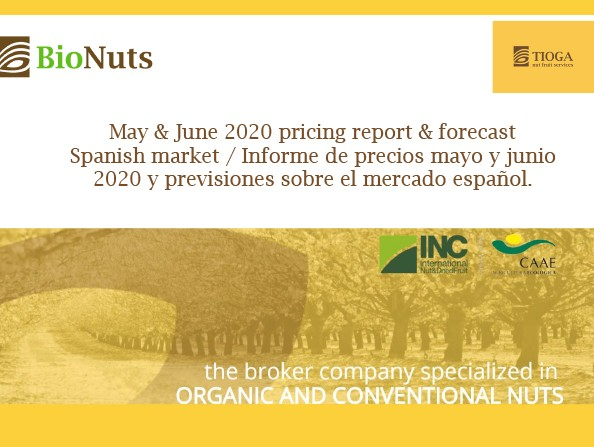 May & June 2020 Spanish market report